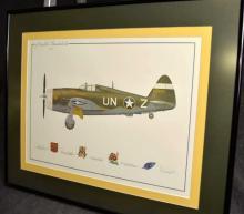 WWII Pilot Autographs