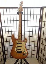 Fender G and L custom S 500 guitar with Seymour Duncan lace pick ups sell