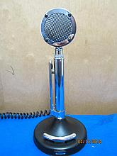 UNUSUAL ASTATIC CORP. MICROPHONE WITH T-UP9 STAND