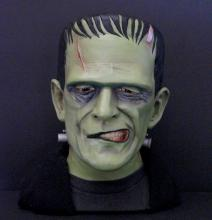 Monster Collection of Dr. Archie Edwards - Dracula, Frankenstein, King Kong, Godzilla, Freddy, Jason, Wolf Man, & More
