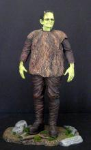 SON OF FRANKENSTEIN - RARE PAINTED RESIN MODEL FIGURE - FX Models, 1994 - Extremely scarce! Handsome rendition of Karloff's third Frankenstein portrayal. Solid cast resin. 1/6 scale, 14 1/2