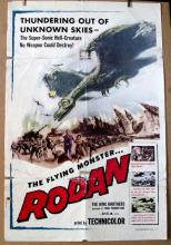 RODAN - 1957 - One Sheet Movie Poster - 27