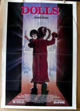 DOLLS - 1987 - One Sheet Movie Poster - 27