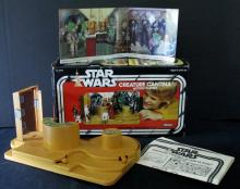 VINTAGE STAR WARS CREATURE CANTINA ACTION PLAYSET  Kenner, 1977. 14