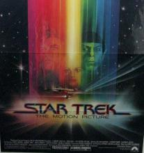 STAR TREK-THE MOTION PICTURE - 1979 One Sheet Movie Poster - 27