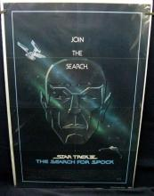 STAR TREK III-THE SEARCH FOR SPOCK -1984 One Sheet Movie Poster - 27