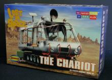 CLASSIC LOST IN SPACE CHARIOT PLASTIC MODEL KIT - Moebius, 2008. Highly detailed 1/24th scale model. Mint and sealed.