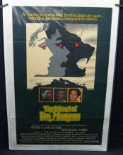 THE ISLAND OF DR. MOREAU  - 1977 One Sheet Movie Poster - 27