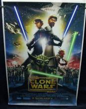 STAR WARS THE CLONE WARS - 2008 One Sheet Movie Poster - 27
