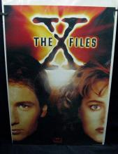 THE X FILES - 1994 20th Century Fox Television Video Promo Poster 27