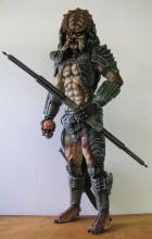 GIANT SIZE PREDATOR 2 - RARE PAINTED RESIN MODEL FIGURE FX Models, 1998. Extremely rare 27