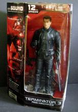TERMINATOR 3 - RISE OF THE MACHINES ARNOLD T-850 DELUXE 12