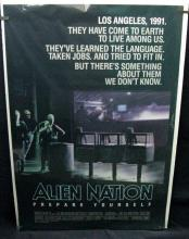 ALIEN NATION - 1988 - One Sheet Movie Poster 27