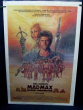 MAD MAX BEYOND THUNDERDOME - 1985 One Sheet Movie Poster - 27