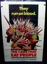 THE CARS THAT EAT PEOPLE - 1974 One Sheet Movie Poster - 27