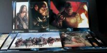 TIM BURTON'S PLANET OF THE APES MOVIE POSTER LOBBY CARD SET - 2001Lot of 10 full color photographic lobby cards from the film. Each measuring 11