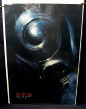 TIM BURTON'S PLANET OF THE APES  2001 - Two One Sheet Movie Posters: Advance & Regular (double-sided), 27