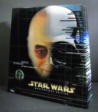 STAR WARS - MASTERPIECE EDITION ANAKIN SKYWALKER  Kenner, 1998. Includes deluxe 12