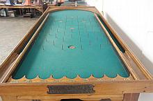 PARLOR ROLLER BALL TABLE - WORKS GREAT - MINT COND. - GREAT GAME