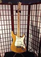 Johnson strat copy guitar