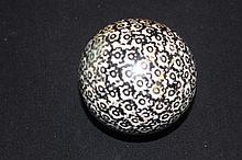 3 INCH CARPET BALL - OLD CROWN & THISTLE