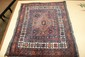 19 X 15.5 PRAYER RUG EXCELLENT CONDITION