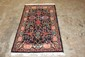HEAVY PILE ANTIQUE RUG 4' X 34