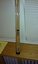 Rawlings big stick bat autographed by Johnny podres