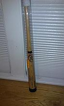 Rawlings big stick autographed by Jim bunning