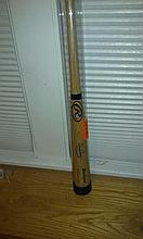 Rawlings big stick autographed by Johnny podres