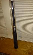 Black Rawlings big stick autographed by Ralph kiner