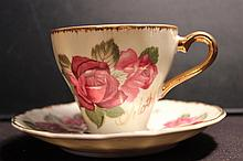 NORCREST FINE CHINA CUP AND SAUCER SIGNED MOTHER - MINT - CUP 3