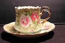 LEFTON CHINA HAND-PAINTED MINT 3