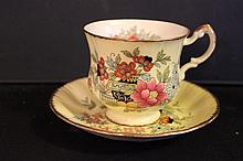 FINE BONE CHINA PARAGON ORIENTAL SERIES CANTON MINT