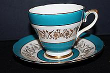 SUTHERLAND FINE BONE CHINA STAFFORDSHIRE ENGLAND MINT