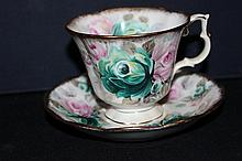 ROYAL ALBERT BONE CHINA ENGLAND SUMMER BOUNTY SERIES JADE MINT
