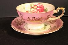 ROYAL HALSEY FINE CHINA MINT