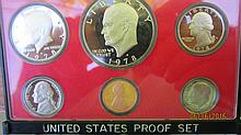 1978 UNITED STATES PROOF SET IN CASE