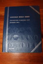 LINCOLN HEAD CENT - COMPLETE 1941-1961