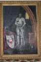2 VYTIS MOTIEJUS ORANTE KNIGHT IN ARMOR OIL ON CANVAS BY MATTHEW ORANTE -1939 - 60