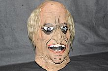 LIFE LIKE MONSTER MASK IN EXCELLENT CONDITION