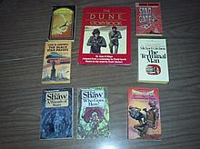 Sci fi book lot to include dune storybook the terminal man etc 8 total