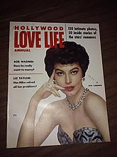 Very rare Hollywood love life #1 1955