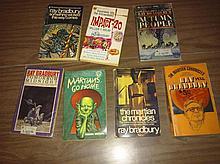 Lot of 7 vintage paperback books