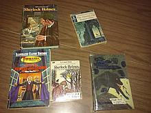 Lot of six classic vintage books