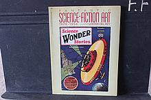 FANTASTIC SCIENCE-FICTION ART 1926- 1954 BY LESTER DELRAY PUBLISHED 1975 EXCELLENT CONDITION