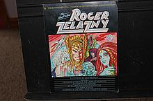 FULL-COLOR BOOK OF FANTASY AND SCIENCE FICTION ILLUSTRATED BY GARY MORROW - ROGERS ZELAZNY 1978
