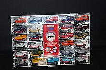 NEAT MATCHBOX BASEBALL TEAM 26 TOTAL 1991 LIKE NEW GREAT DISPLAY