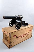 WINCHESTER A 10-BORE SIGNAL CANNON, NO. 004296 11