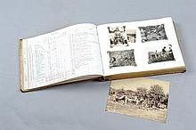 THE LEATHERBOUND GAME BOOK OF C. SATTERTHWAITE part completed, covering the years 1923 to 1951, with much sport recorded, including hunting and stalking in India, Scotland, New Zealand, Rhodesia, Kenya and Ireland, Shoots including many Scottish